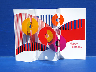 Ted Naos Greeting Card