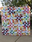 Waterfall Quilt Tropical
