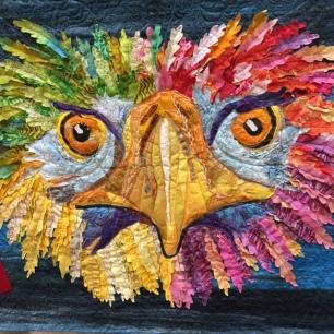 Wild Eagle by Bonnie Marshall-Creel