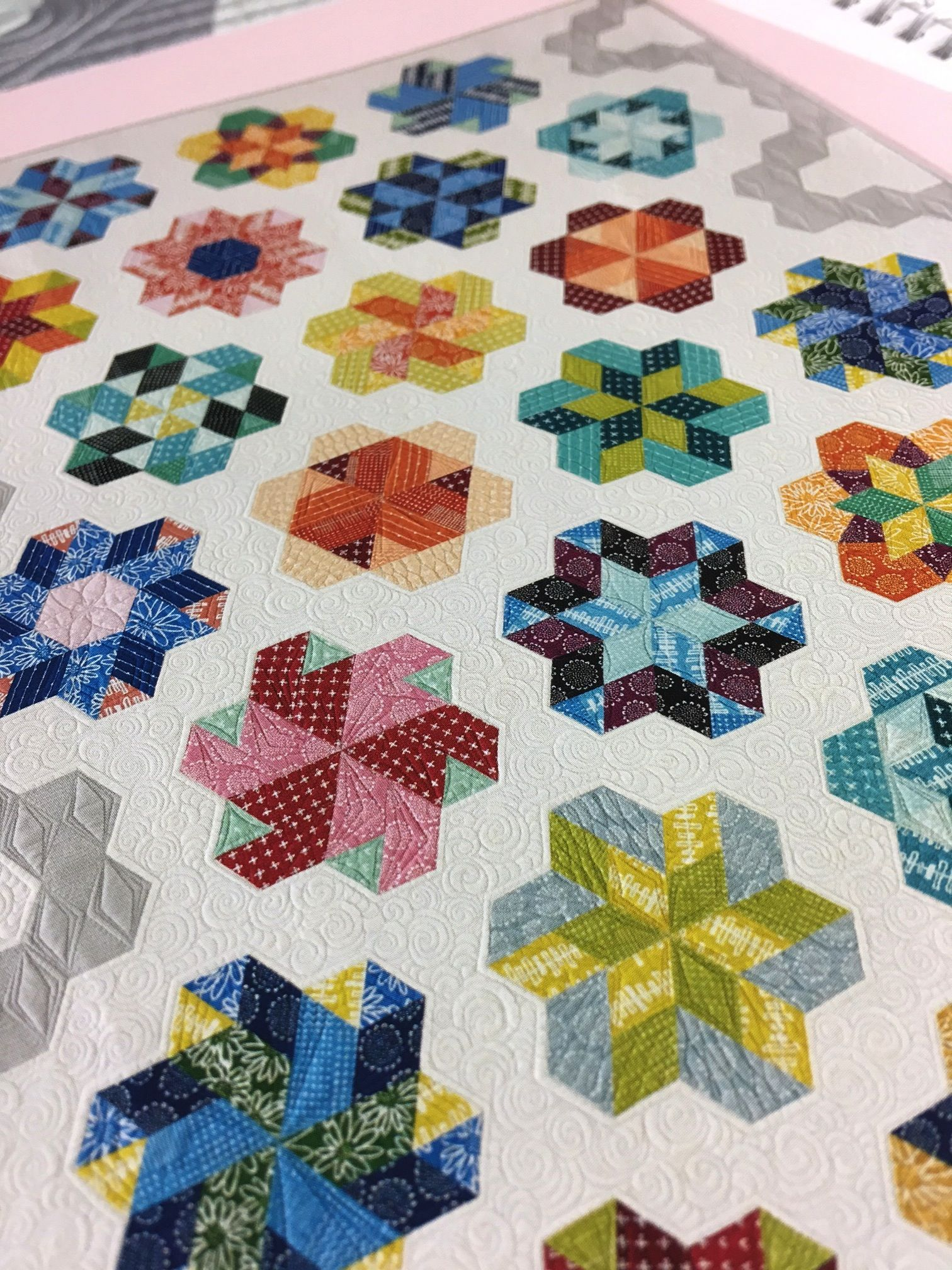 Sweet Tooth-Longarm Quilting Workbook