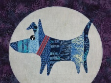 Blue Moon Dog 1