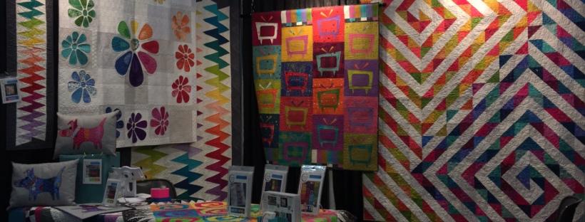 Houston Quilt Market – Colourwerx : quilting houston - Adamdwight.com