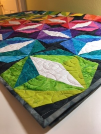 Prismatic Quilted