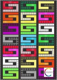 Colourmaze Geo 1