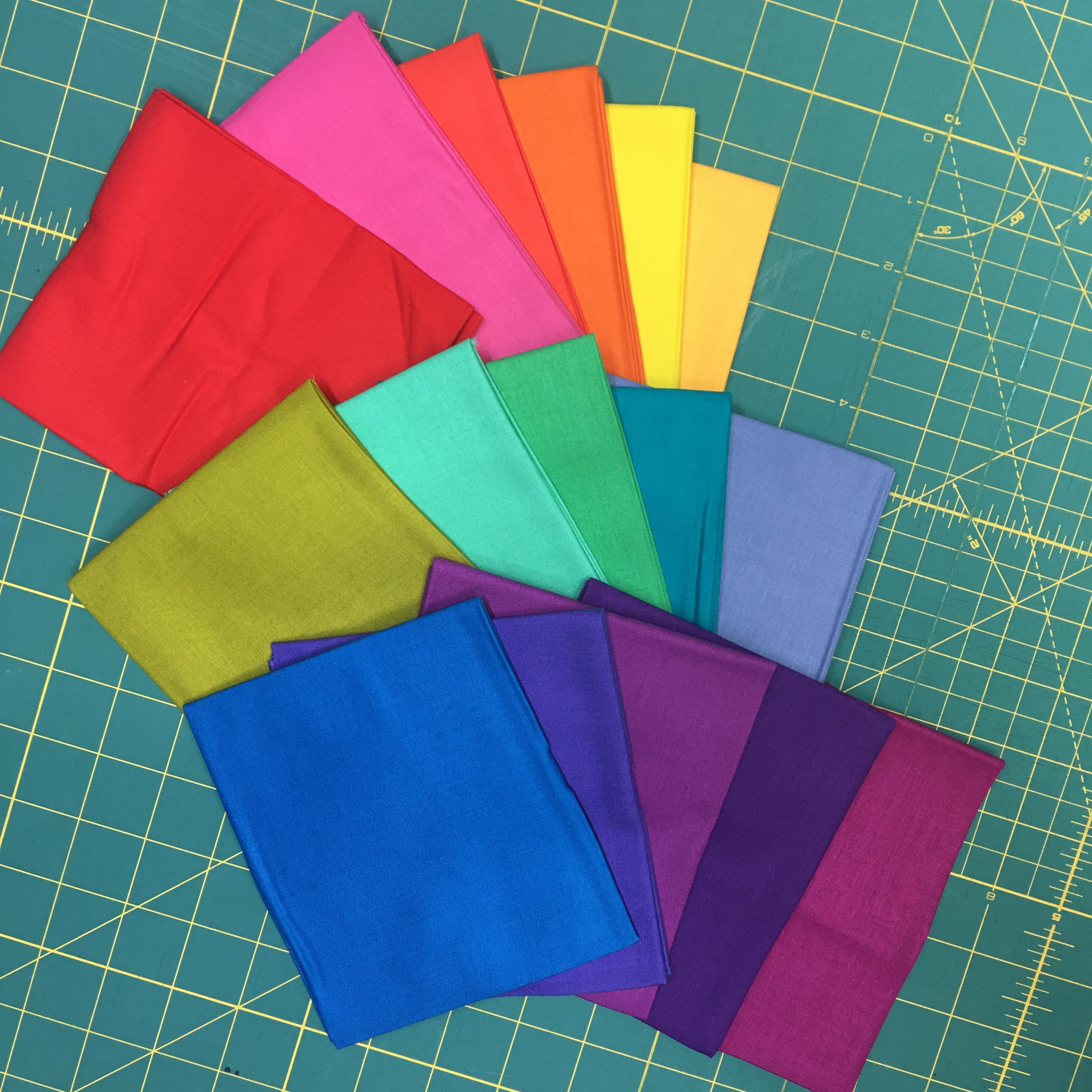 16 Fabrics